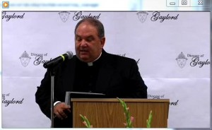 Live Press Conference of Bishop-elect Hebda