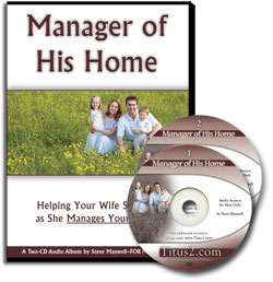 Manager of His Home