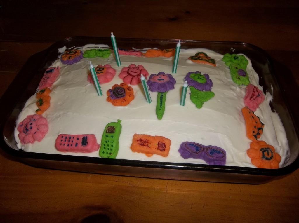 Teresa's Birthday Cake