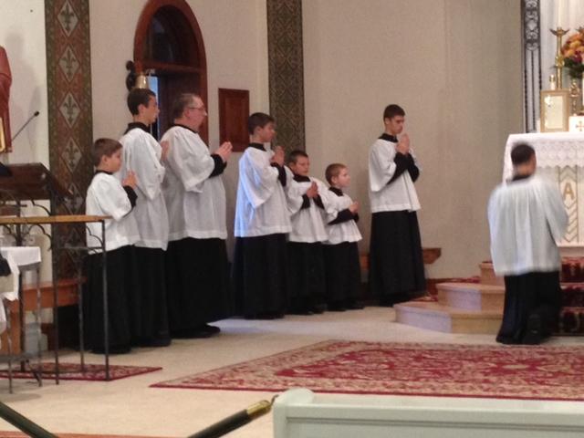 Altar Serving
