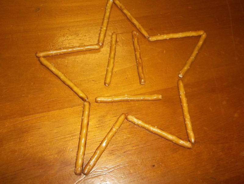Pretzel Star