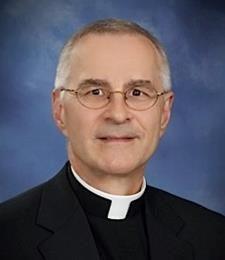 Bishop-elect Raica